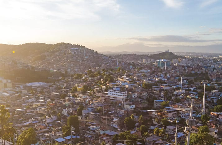 violencia en las favelas de Río de Janeiro Brasil, INT5