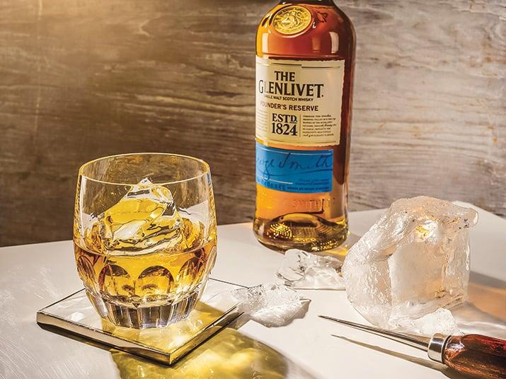 whisky escocés Glenlivet destilería int1