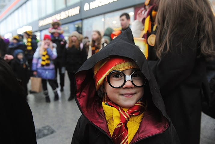 Harry Potter 20 aniversario de publicación JK Rowling, int1