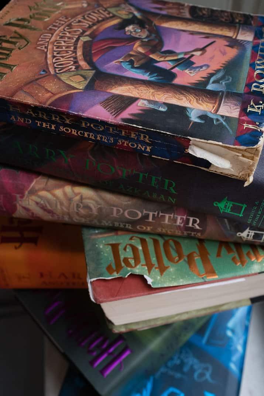 Harry Potter 20 aniversario de publicación JK Rowling, int2