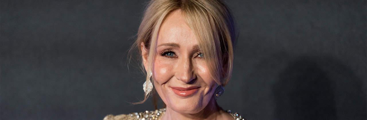 Harry Potter 20 aniversario de publicación JK Rowling, portada