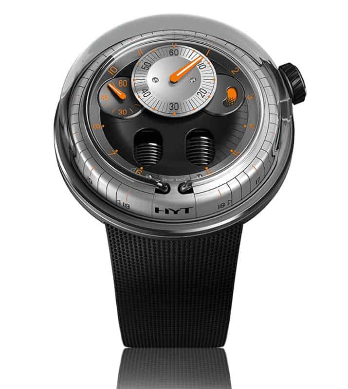hyt h0 orange reloj hidraulico, int