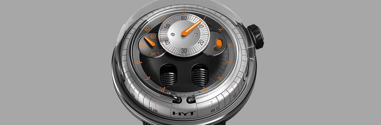 hyt h0 orange reloj hidraulico, portada