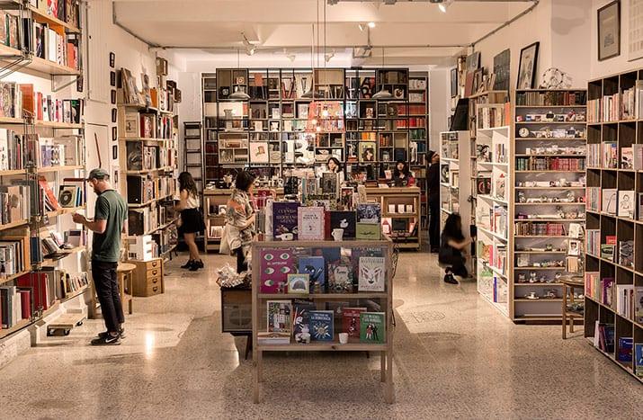 la increíble librería colonia roma buick encore, int2