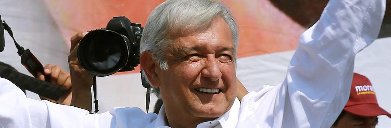 López Obrador elecciones en el estado de México