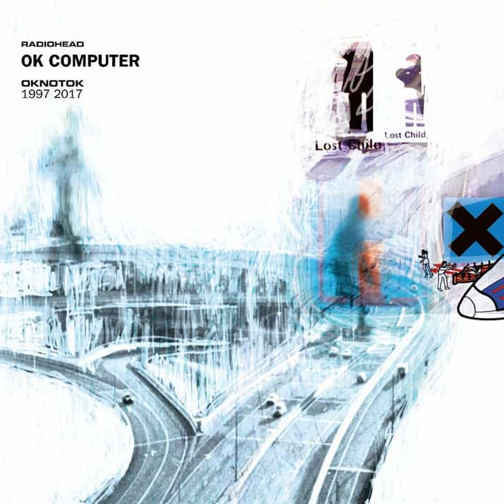 radiohead ok computer oknotok álbum man of war, int