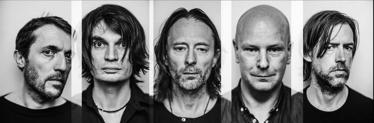 radiohead ok computer oknotok álbum man of war, portada