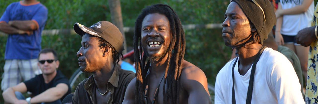 migrantes áfrica subsahariana españa barcelona ritmos para el paraíso, portada