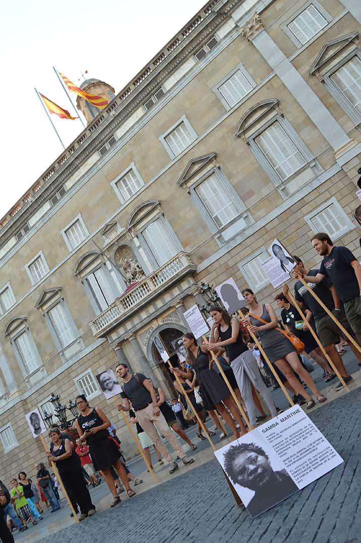 migrantes áfrica subsahariana españa barcelona ritmos para el paraíso, int4
