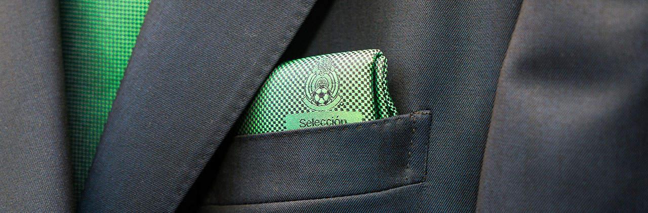 seleccion mexicana de futbol ermenegildo zegna copa confederaciones rusia, portada
