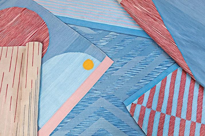bi yuu diseño textil tapetes 3