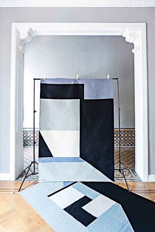 bi yuu diseño textil tapetes 4