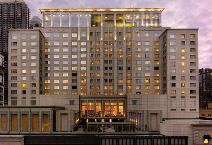 Toni Robertson chef ejecutiva the peninsula hotels chicago, int1