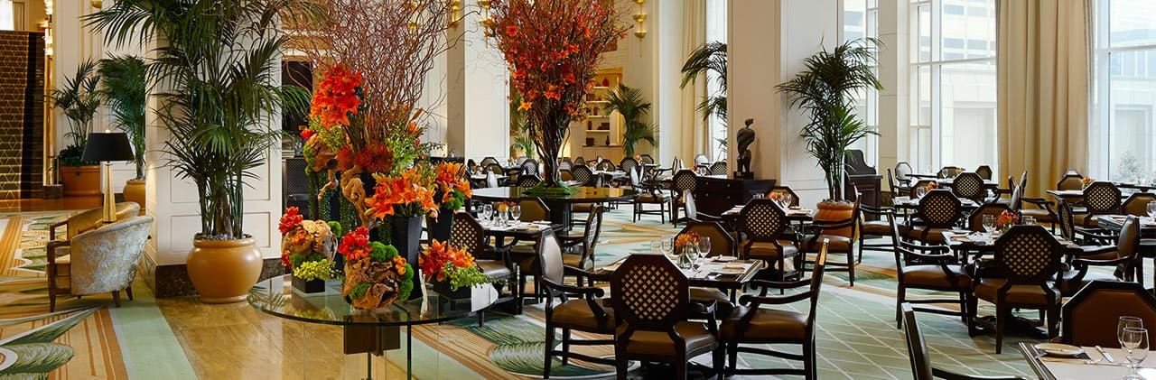 Toni Robertson chef ejecutiva the peninsula hotels chicago, portada