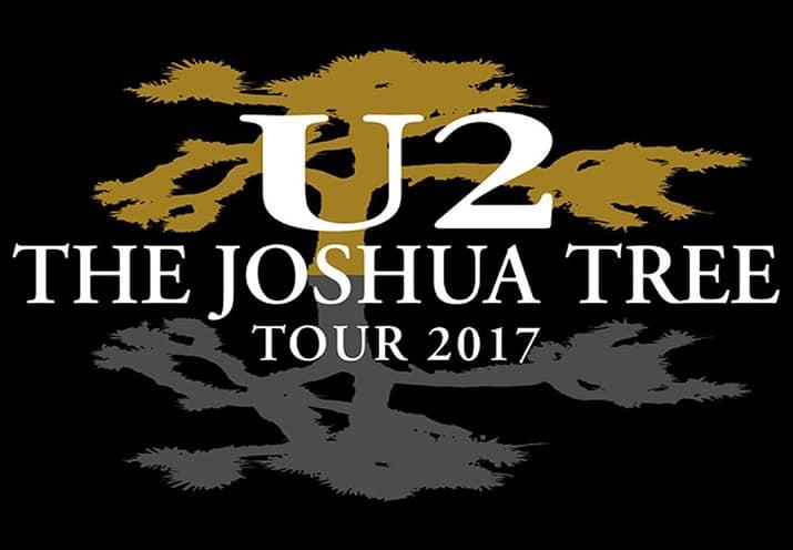 The Joshua Tree U2 México octubre, int2