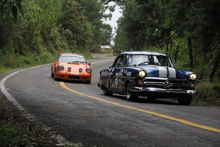 XXX edición de la Carrera Panamericana, int1