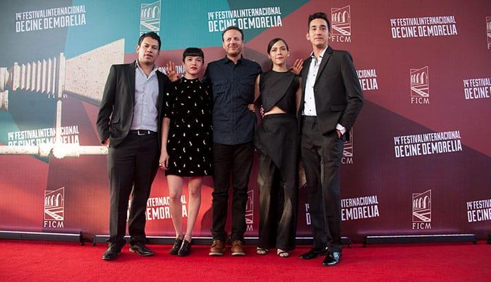 cineastas mexicanos que votarán en los premios oscar, amat