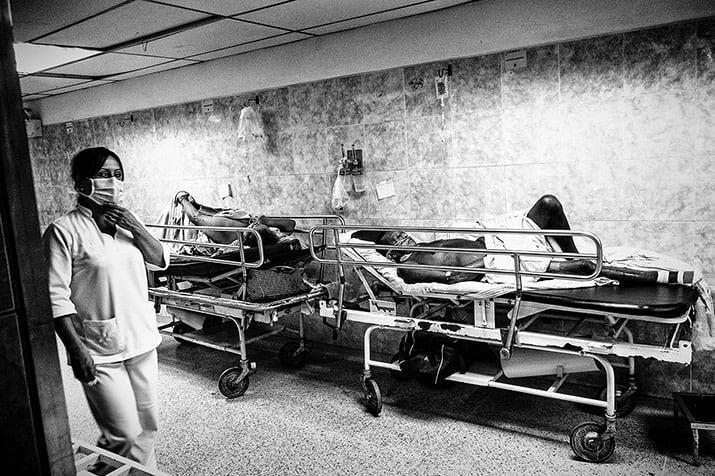 crisis del sistema de salud en Venezuela mortalidad infantil, int5