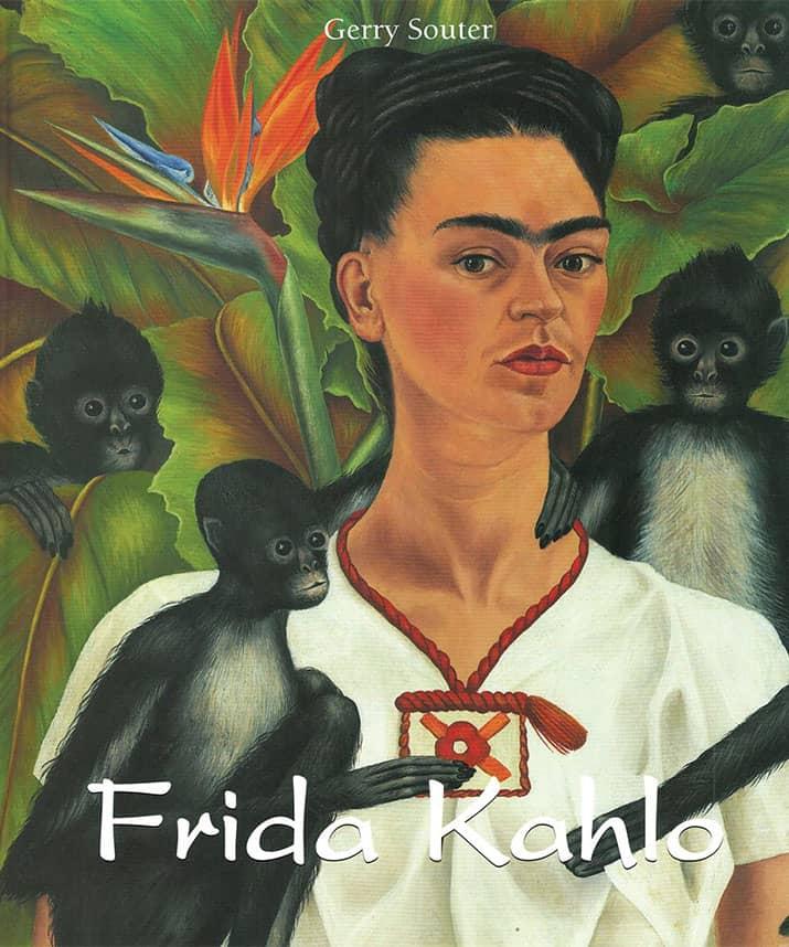 libros sobre frida kahlo 110 aniversario pintora mexicana, int1