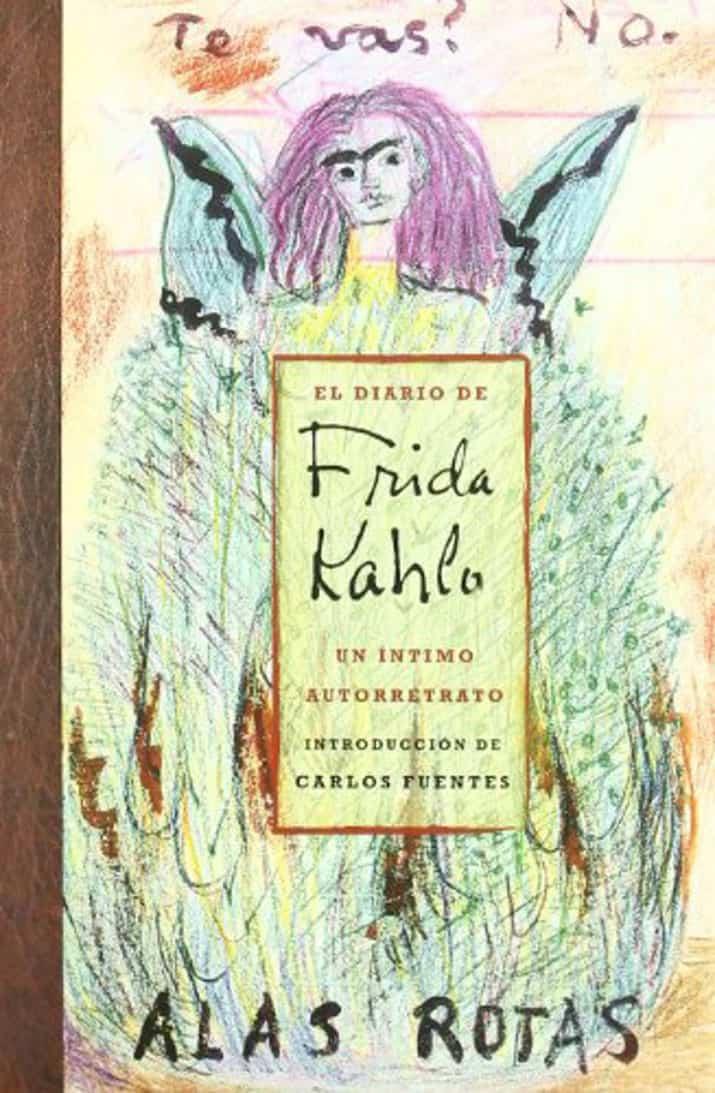 libros sobre frida kahlo 110 aniversario pintora mexicana, int2