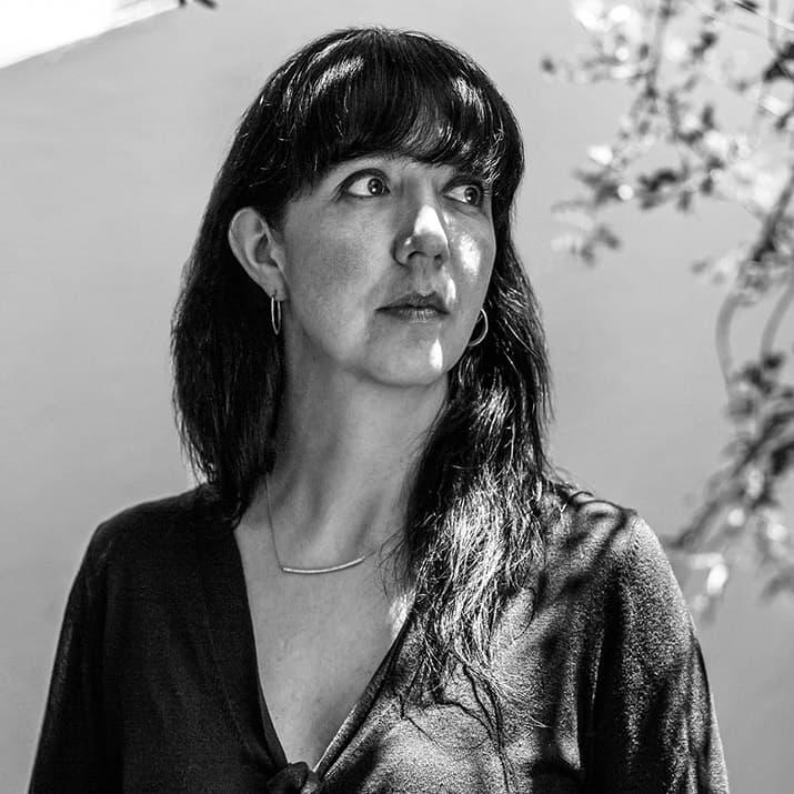 Julieta García González Cuando escuchas el trueno literatura, interior