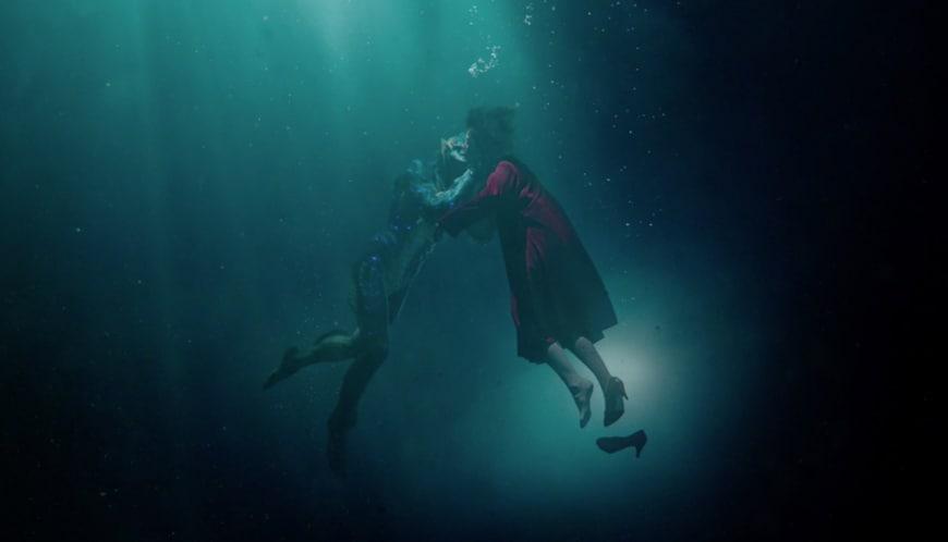 trailer nueva película Guillermo del Toro Shape of Water, destacado