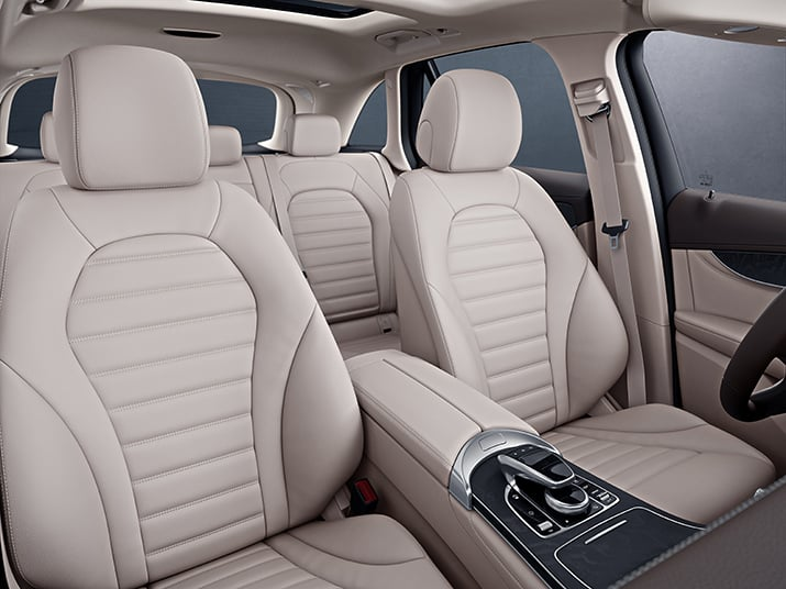 Diseño y desempeño de la nueva GLC Mercedes Benz 4