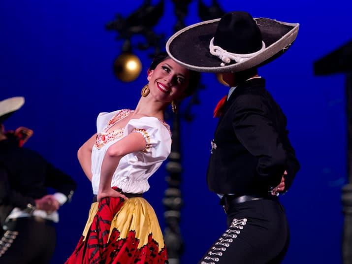 Amalia Hernández centenario ballet folklórico méxico, int1