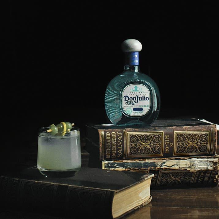 mixología y cocteles de verano, don julio