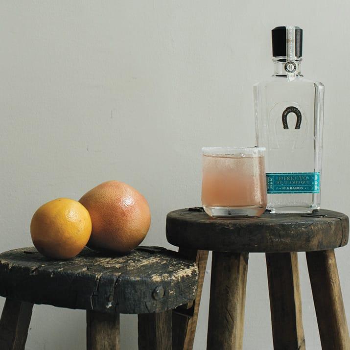 mixología y cocteles de verano, herradura