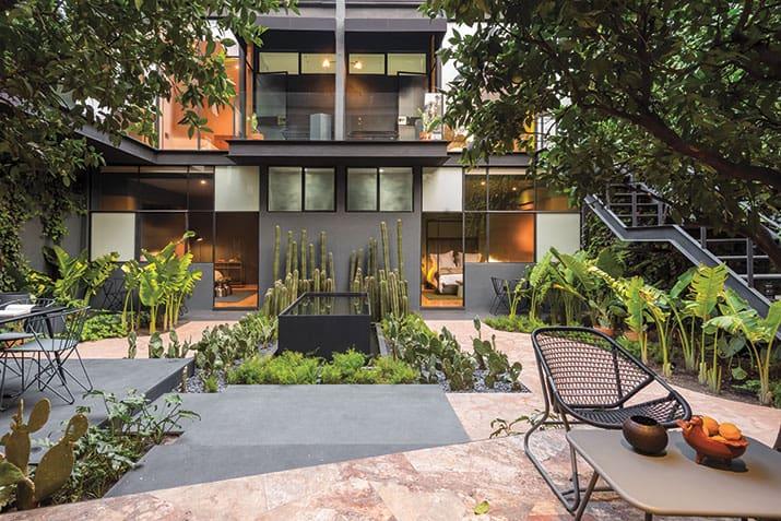 Ignacia guest house hotel colonia roma