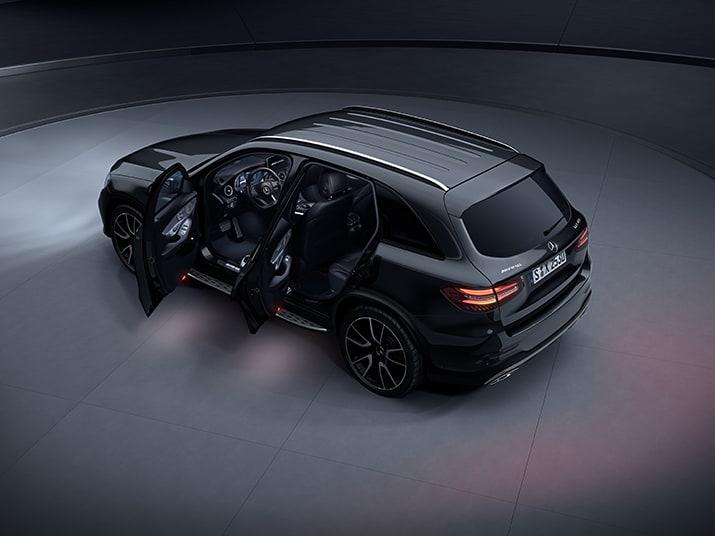 Diseño y desempeño de la nueva GLC Mercedes Benz 1