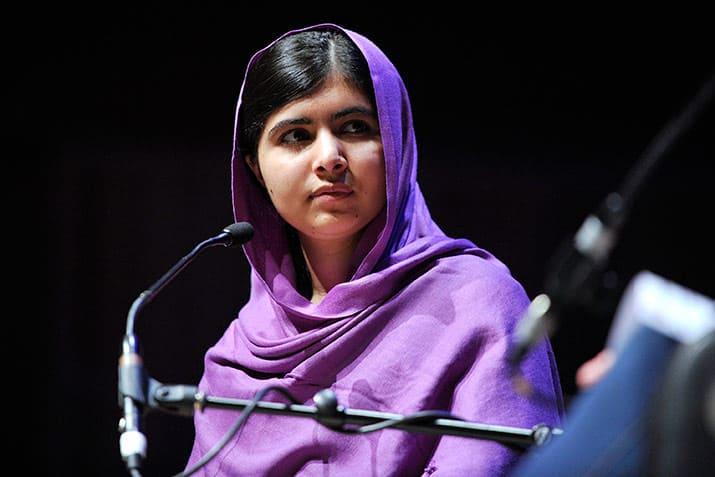 Malala Yousafzai en México, int1
