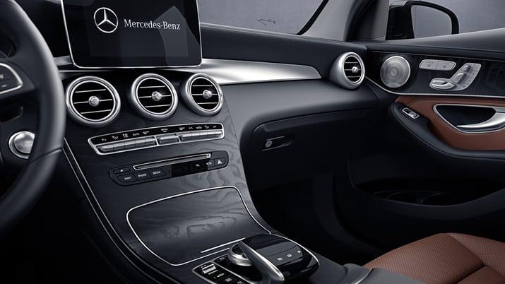 Diseño y desempeño de la nueva GLC Mercedes Benz 3