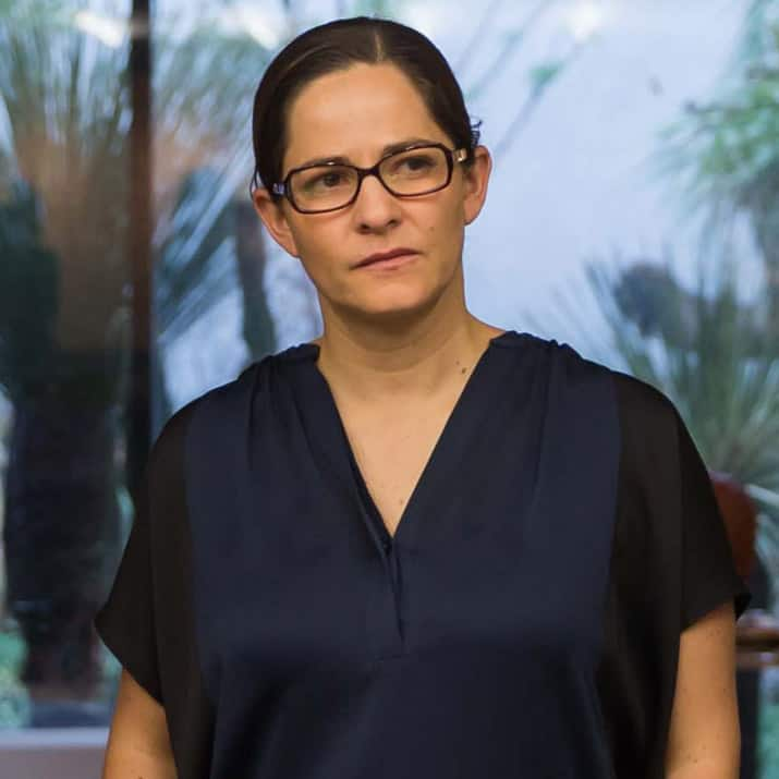 Tatiana Cuevas curadora de arte, int2