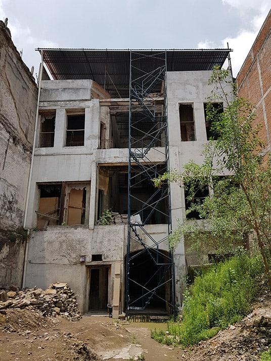 tzompantli centro histórico ciudad de méxico excavaciones guatemala, sofia 3