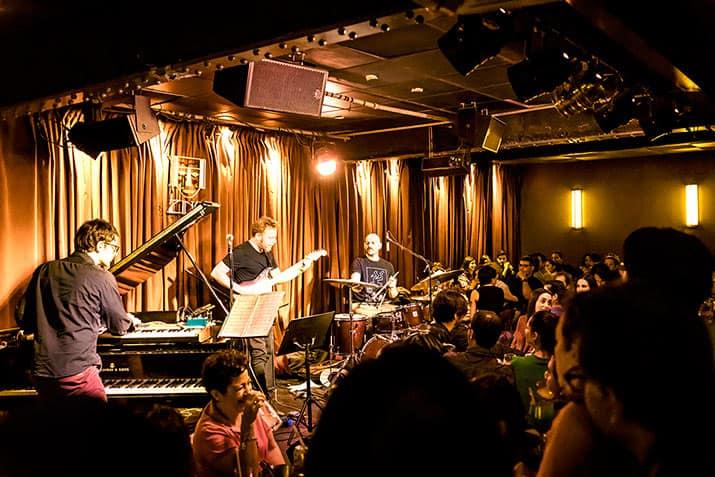 Zinco Jazz Club CDMX, int2