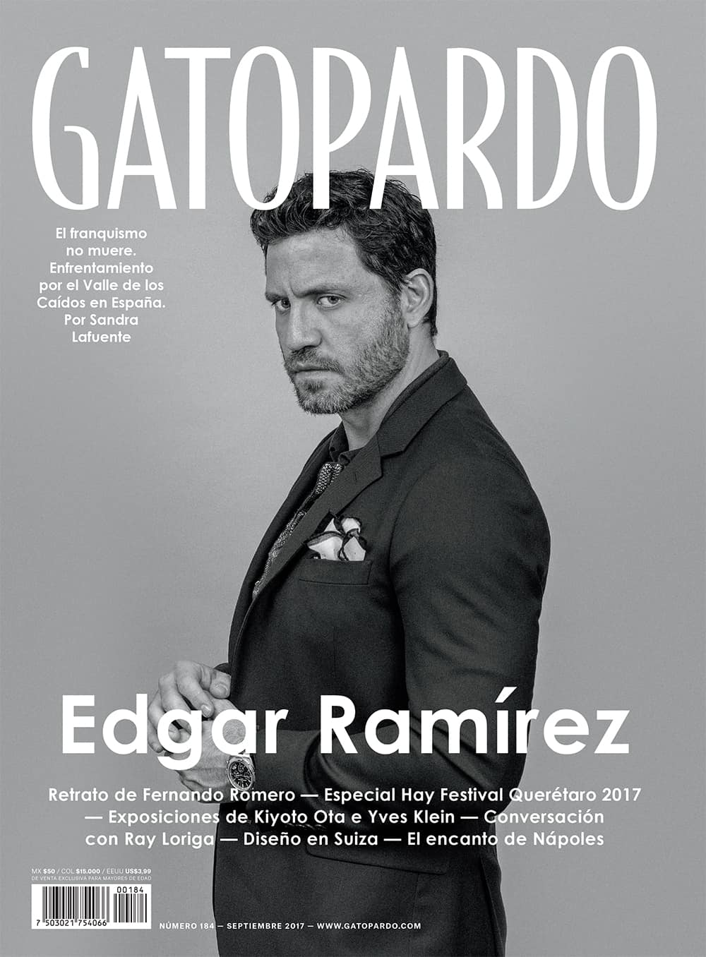 Edgar Ramírez Venezuela, int