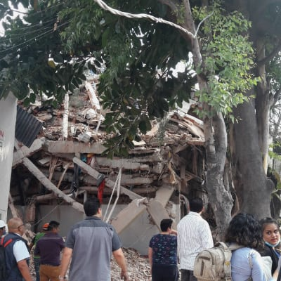 cómo ayudar sismo 19 de septiembre México, int1