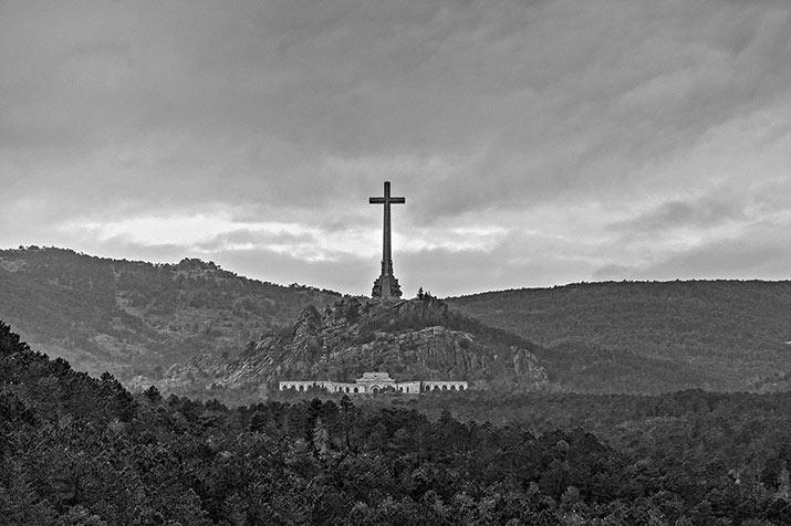 Valle de los Caídos, int2