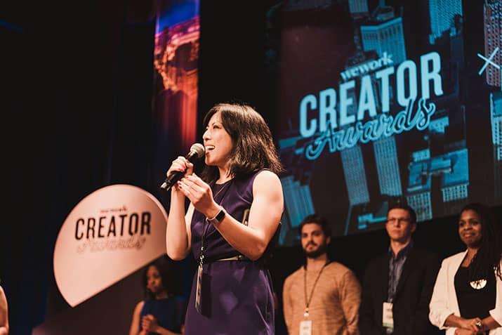 premio creators awards wework mexico