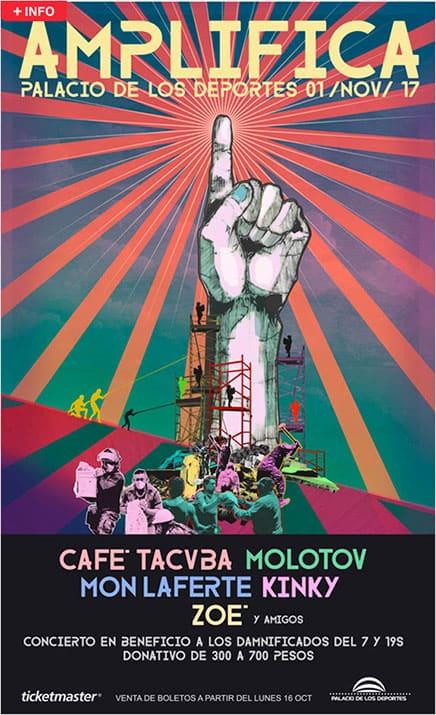 amplifica concierto molotov cafe tacvba, int