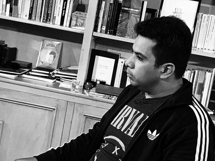 Carlos Velázquez La efeba salvaje, int2