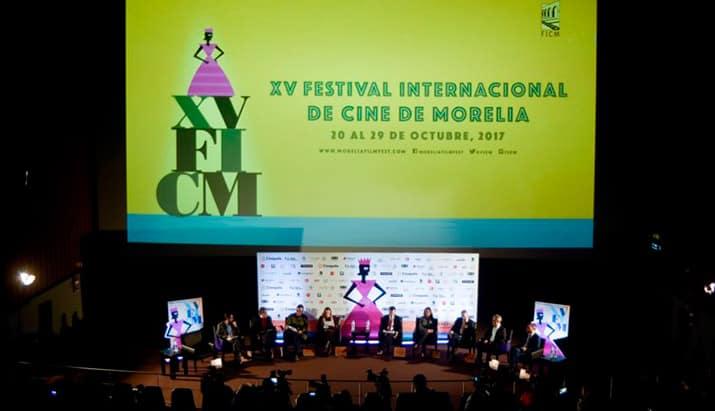 Guillermo del Toro Festival de Morelia, conferencia