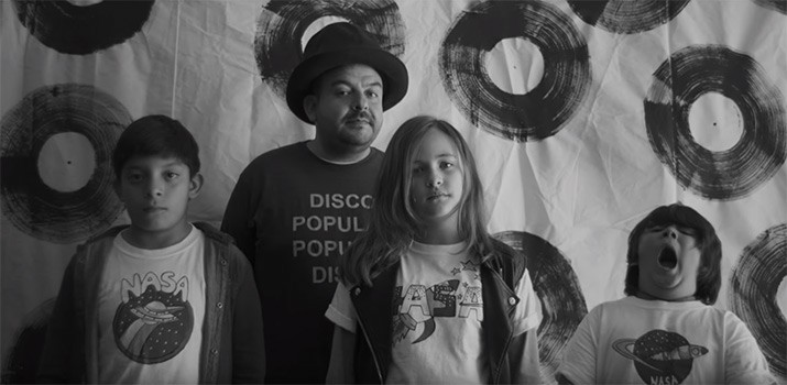 instituto mexicano del sonido t-shirt de la nasa, int2