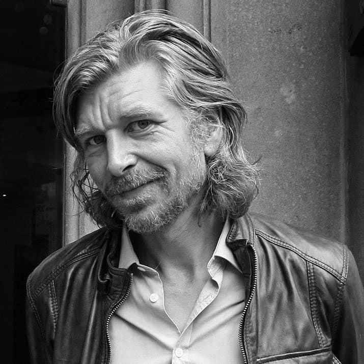 Karl Ove Knausgård autor de Mi lucha