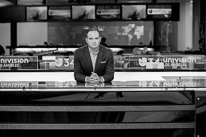 León Krauze Univisión entrevista, int1