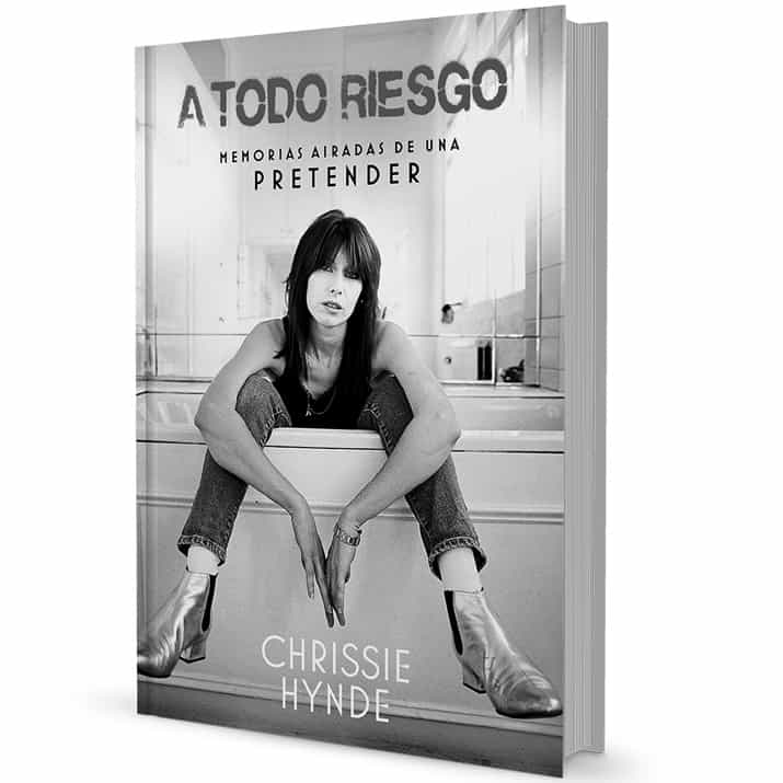 libro de Chrissie Hynde, int1