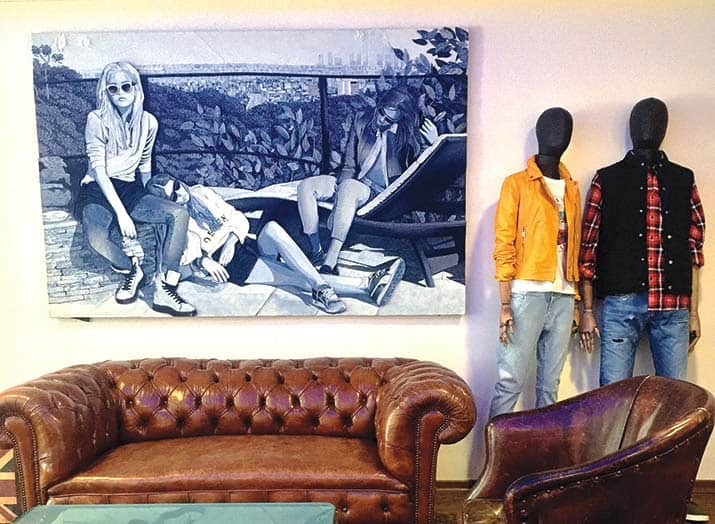 Pepe Jeans x Ian Berry