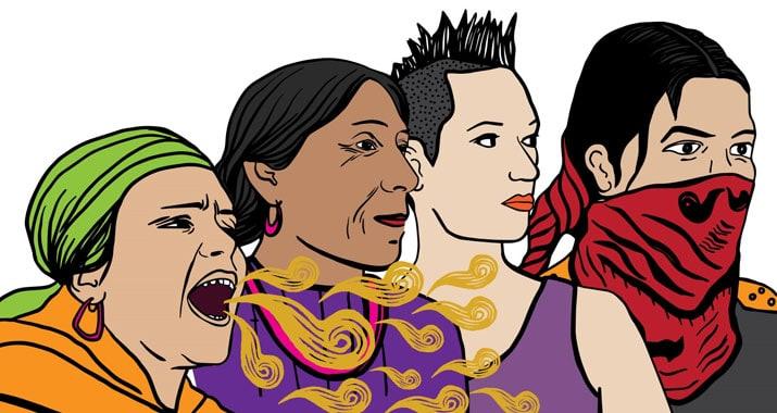 activismo contra la violencia de género, int2